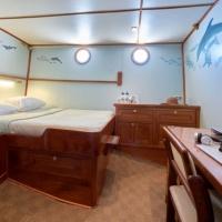 Дайвинг-сафари на Кокосе, судно Argo, каюта 3