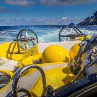 Судно Argo, глубоководный аппарат