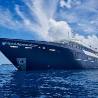 Сафарийное судно French Polynesia Master, дайвинг яхта во Французской Полинезии