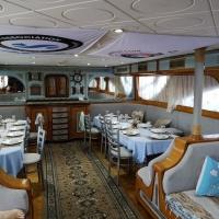 Яхта Sun Shine, Красное море, дайвинг-сафари в Египте