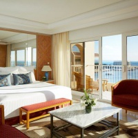Neptune Suite Bedroom