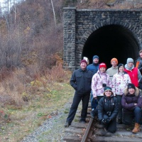 Дайвинг-тур на озеро Байкал. Экскурсия на Кругобайкальскую железную дорогу