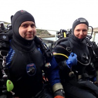 Баренцево море, дайвинг в Лиинахамари, тур RuDIVE