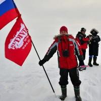 Северный полюс. Автор фото Александр Аристархов. RuDIVE