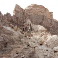 Эфиопия, Данакильская пустыня, каньон. Автор фото Вячеслав Кузнецов. RuDIVE