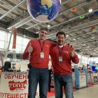 Выставка Moscow Dive Show - 2019