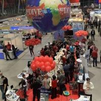 Выставка Moscow Dive Show - 2019. Пиратская вечеринка RuDIVE