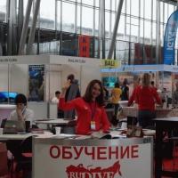 Выставка Moscow Dive Show - 2019. обучение дайвингу RuDIVE