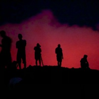 Эфиопия. Вулкан Эрта Але. Фотобанк RuDIVE