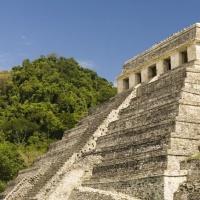 Археология в Мексике. Паленке