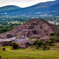 Археология в Мексике. Теотиуакан