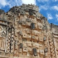 Археология в Мексике. Ушмаль