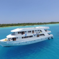 Сафарийная яхта Keana на Мальдивах