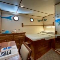 Дайвинг-сафари на Кокосе, судно Argo, каюта 2