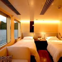 Яхта Black Pearl, дайвинг-сафари на Палау, каюта сьют на третьей палубе