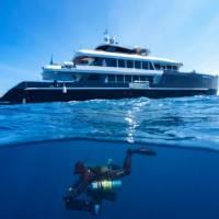 Яхта Black Pearl для дайвинг-сафари на Палау