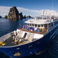Яхта Blue Manta, описание судна для дайвинг-сафари в Индонезии