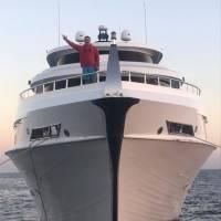 Яхта Neo для дайвинг-сафари в Египте на Красном море. Фотобанк RuDIVE