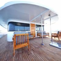 Яхта для дайвинг-сафари на Мальдивах Maldives Legend