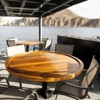 Яхта Socorro Vortex, отдых на открытой палубе