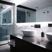 Ванная комната в каждой каюте, яхта Socorro Vortex