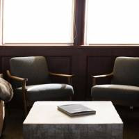 Яхта Socorro Vortex, кресла в гостиной комнате - кают-компании