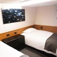 Каюта Luxury stateroom double, яхта Socorro Vortex
