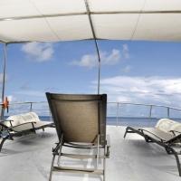 Дайвинг-сафарийная яхта Truk Master, открытая палуба