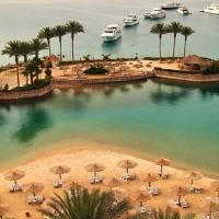 Private Beach & Island