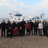 Дайвинг-тур дайв-центра  RuDIVE на озеро Байкал. Участники дайв-сафари