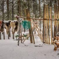 В гостях у кочевых оленеводов. Автор фото Илья Труханов. Тур RuDIVE