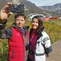 Групповое путешествие на Камчатку с компанией RuDIVE