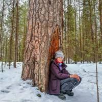 """Дайв-центр """"Полярный круг"""". Прогулка в лесу. Автор фото Илья Труханов. RuDIVE"""