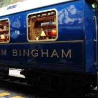 Легендарный поезд Hiram Bingham